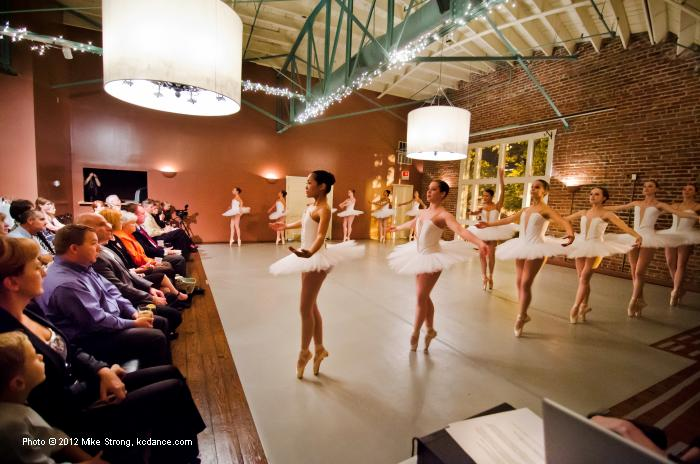 American Youth Ballet in One Elegant Evening fundraiser at Californos