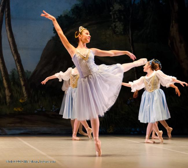 Katy Hagen - Swan Lake by the American Youth Ballet (of American Dance Center in Overland Park, KS) May 12, 2012 - photo Mike Strong