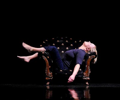 Chair Suite, aha! danse theatre - Sarah Mermis Payne