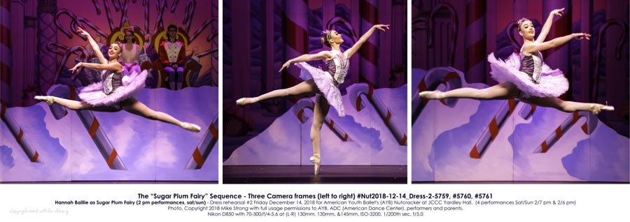 Sugar Plum sequence