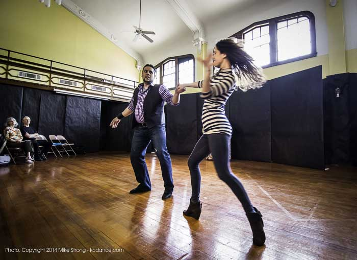 West Coast Swing - Gilberto Maldonado and Abigail Vogels