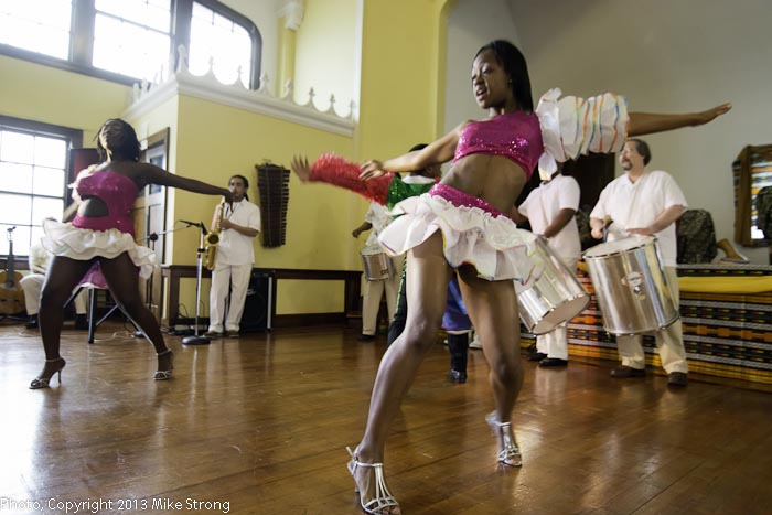 Harlem Nights - Samba - Jaya Phillips, Sierra Williamson