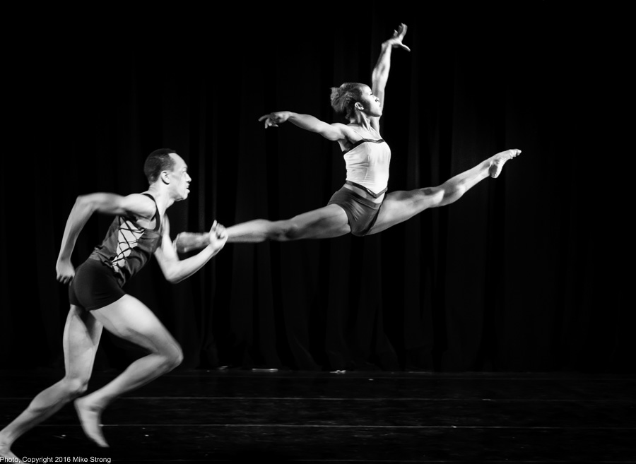 Dallas Black Dance - De'Anthony Vaughn and Hana Delong
