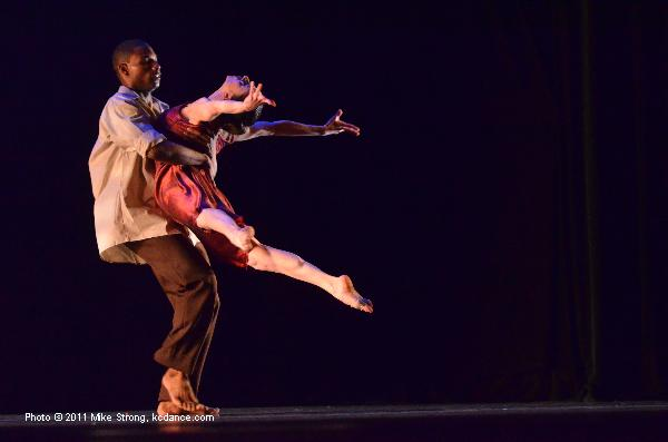 Unfold by Robert Battle - Nijawwon Matthews and DeeAnna Hiett