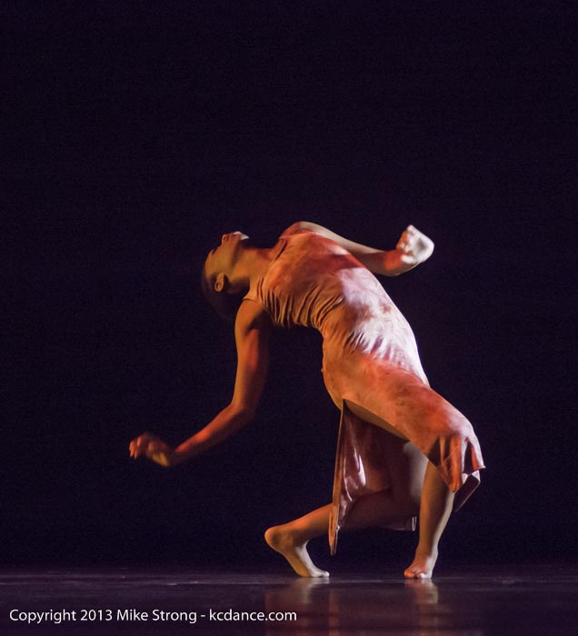 Adriene Barber in Give your Hand to Struggle by Jawolla Willa Jo Zollar