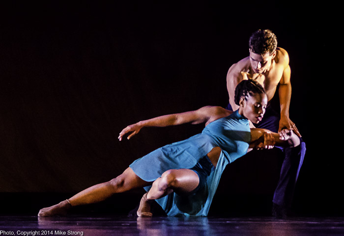 Shacura Wade and Roman Cruz in Heart Thieves by Robert Moses